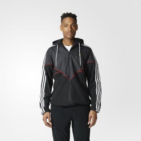 Олимпийка мужская Adidas PREMIEREFWNDBR BR4016