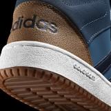 Кроссовки мужские высокие adidas Neo Cloudfoam Hoops Winter Mid M AC7791