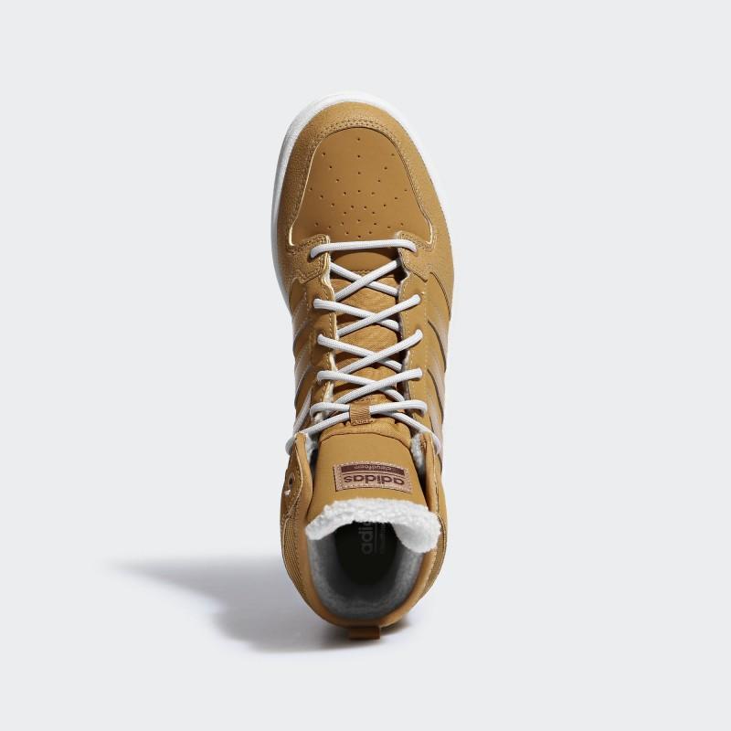 ... Кроссовки мужские высокие adidas Neo Cloudfoam Hoops Winter Mid M  AC7789 ... d254230649c