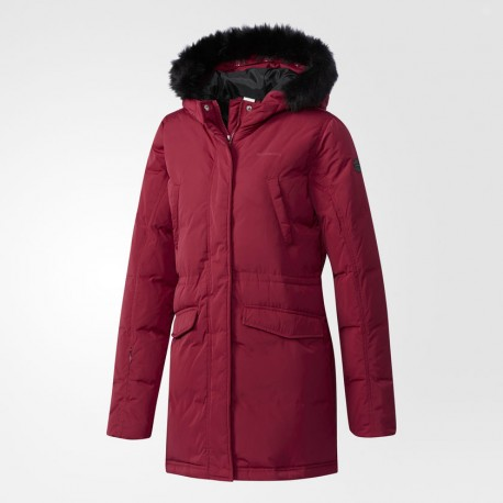 Куртка зимняя женская Adidas W SPORTY PARKA CD2283