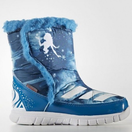 Сапоги детские Adidas Disney Frozen Mid I Kids AQ3656
