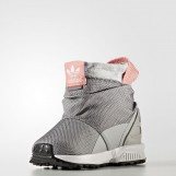 Сапоги детские Adidas ZX FLUX BOOT TR I BY9066
