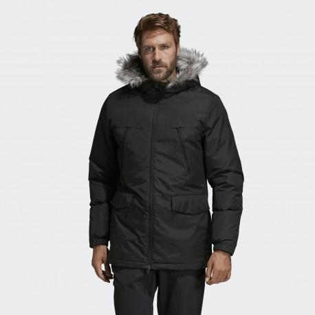 Парка мужская Adidas SDP JACKET FUR CF0879