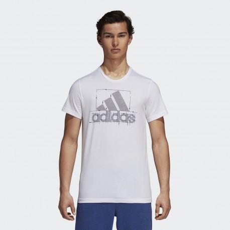 Футболка мужская Adidas BOS DI0294
