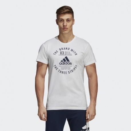 Футболка мужская Adidas EMBLEM DH6873