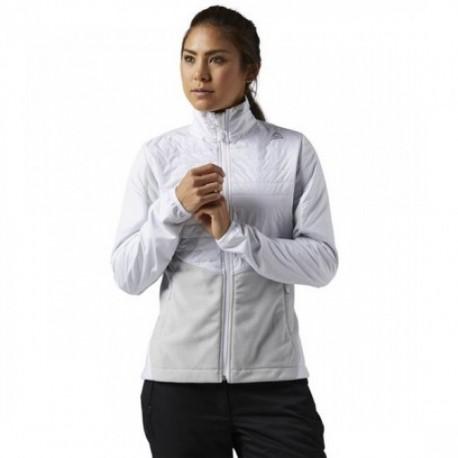 Ветровка женская Reebok Combed Fleece Jacket S96421