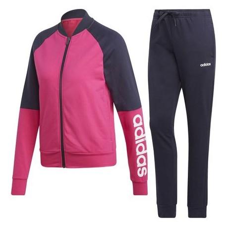 Костюм спортивный женский Adidas WTS NEW CO MARK DV2437