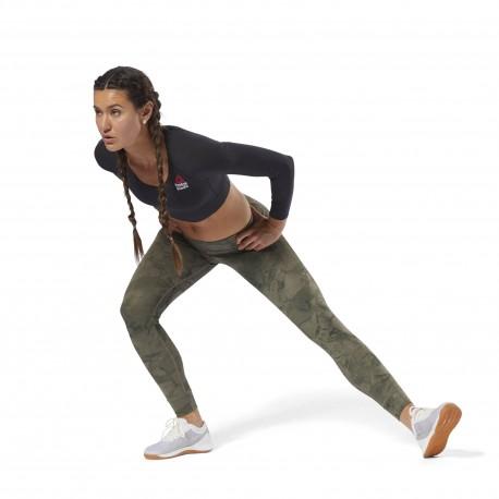 Леггинсы женские Reebok CrossFit Lux Tight - Ston CY5673