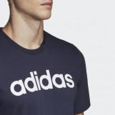 Футболка мужская  Adidas E LIN TEE LEGINK WHI DU0406