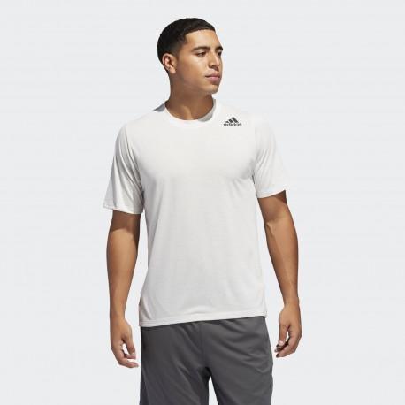 Футболка мужская Adidas FL_SPR A PR HEA WHITE RAWW DU5235