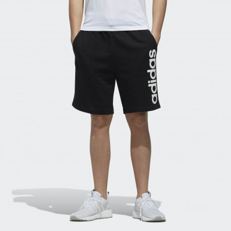 Шорты мужские Adidas M CE SHORTS BLACK WHIT DW8032