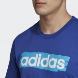 Футболка мужская adidas Neo E LIN BRUSH T DV3052