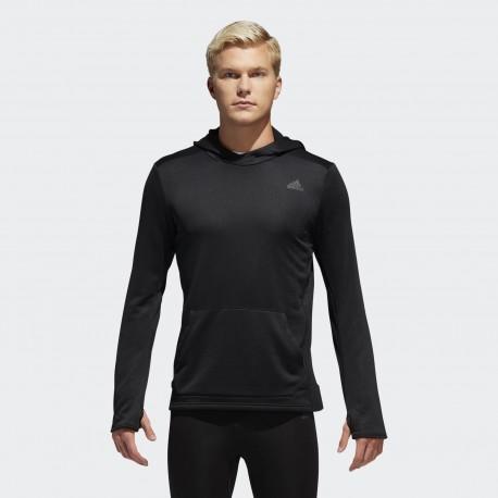 Толстовка мужская для бега Adidas Performance Own the Run DQ2552