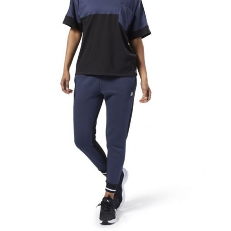 Брюки женские Reebok MEET YOU THERE TRACK PANTS EC2374