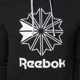 Толстовка мужская Reebok Classics Big Logo DT8133