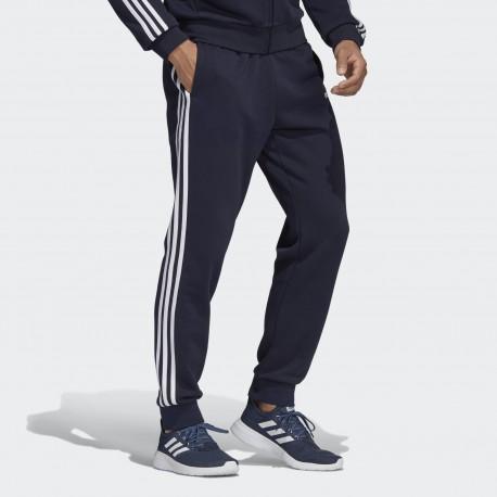 Брюки спортивные мужские Adidas Essentials 3-Stripes Tapered Cuffed DU0497