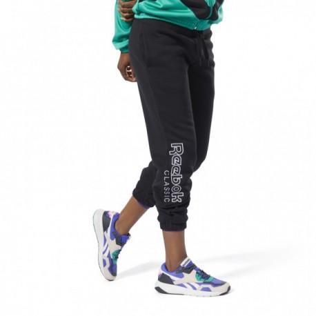 Брюки спортивные женские Reebok Classics Fleece EB5154