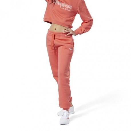 Брюки спортивные женские Reebok Classics Fleece rosette EB5158