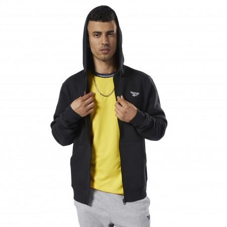 Толстовка мужская Reebok Classics Fleece Sweatshirt EC4545