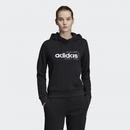Толстовка женская adidas Performance Brilliant Basics EI4632