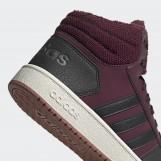 Кроссовки высокие женские adidas Neo Hoops 2.0 Mid EE7877