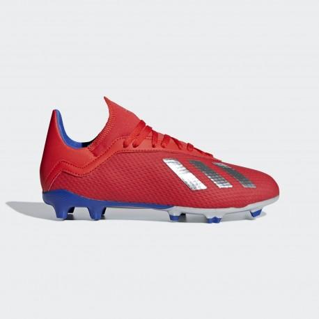 Футбольные бутсы детские Adidas Performance X 18.3 FG BB9371
