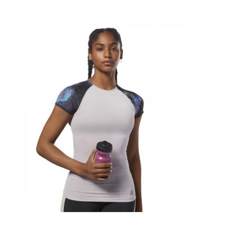 Компрессионная футболка Reebok ACTIVCHILL Oil Slick D93886