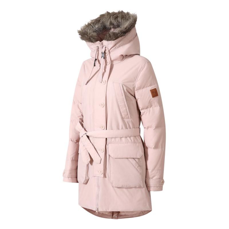 Парка женская Reebok Long Down Jacket CV5065