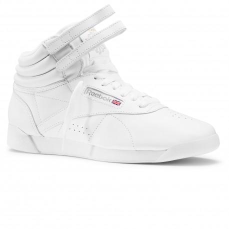 Кроссовки высокие женские Reebok Classic Freestyle Hi W 2431