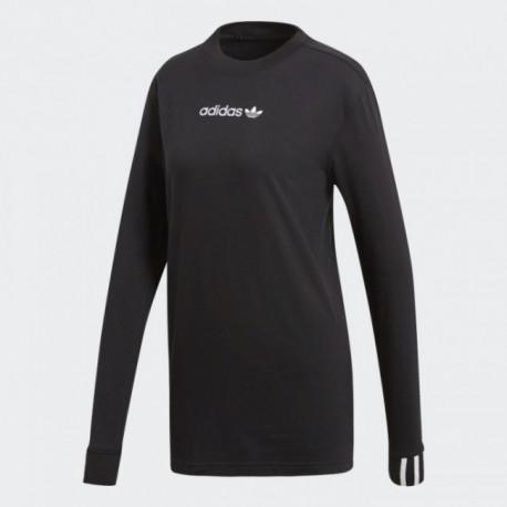Лонгслив женский Adidas Coeeze LS DU7199