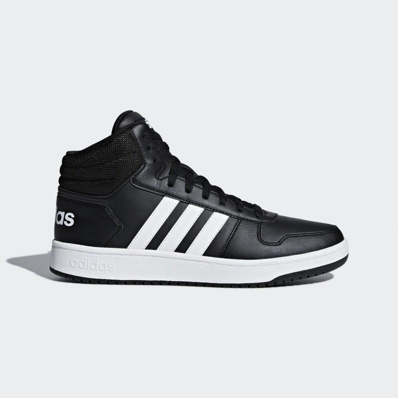 Кроссовки высокие мужские adidas VS Hoops Mid 2.0 BB7207