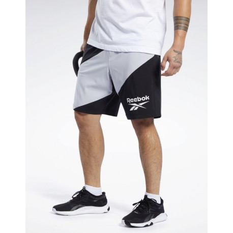 Шорты мужские Reebok Workout Ready Graphic Shorts FJ4061