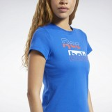 Футболка женская Reebok Graphik FK3603