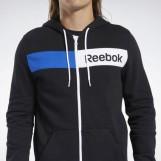 Толстовка мужская Reebok Training Essentials Linear Logo FK6115