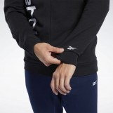 Толстовка мужская Reebok Training Essentials Linear Logo FK6130