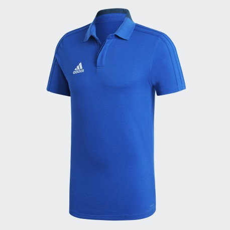 Поло мужское adidas Performance CON18 CO POLO CF4375