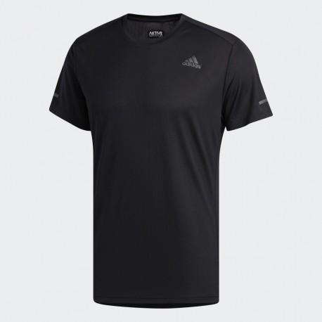Футболка мужская Adidas RUN IT TEE M BLACK FL6972