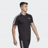 Футболка мужская Essentials 3-Stripes DQ3113