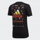 Футболка мужская Adidas 8 Bit Platform FN1720