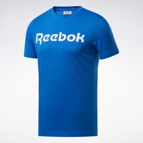 Футболка мужская Reebok GS Reebok Linear Read Tee FP9160