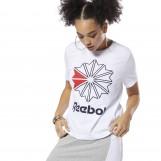 Футболка женская Reebok Classics Big Logo Graphic DT7220