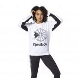 Реглан женский ReebokClassics French Terry Big Logo DT7242