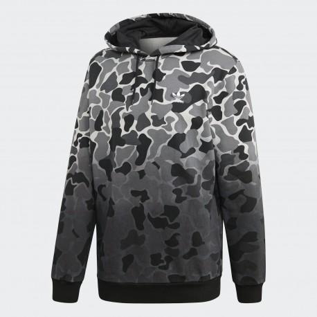 Толстовка мужская adidas Originals Camouflage Dip-Dyed DH4807