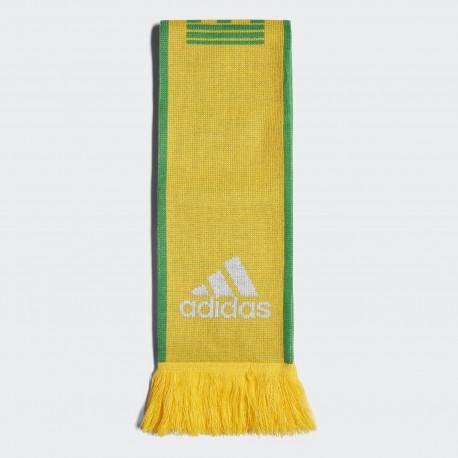 Шарф для болельщика сборной Бразилии Adidas Brazil Scarf CF5185
