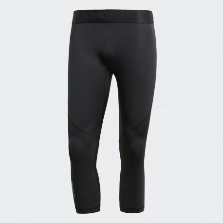 Укороченные леггинсы мужские Adidas Alphaskin Sport CF7331