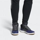 Высокие кроссовки мужские Adidas Hoops 2.0 Mid B44613