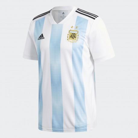 Футболка игровая мужская Adidas Argentina Home BQ9324