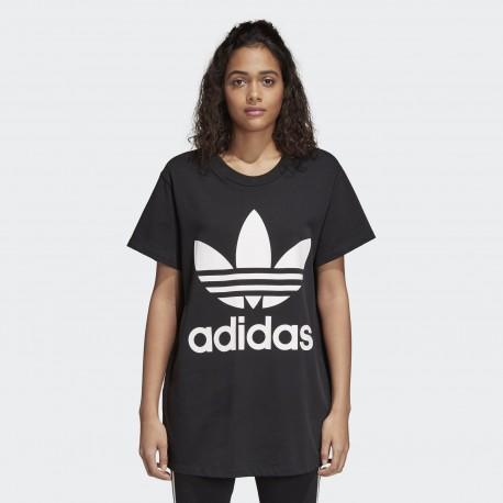Футболка женская adidas Originals Trefoil Oversize W CE2436