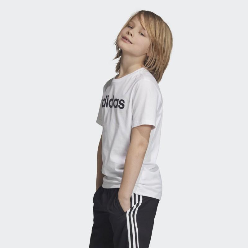 Футболка детская adidas Essentials Linear Logo DV1810