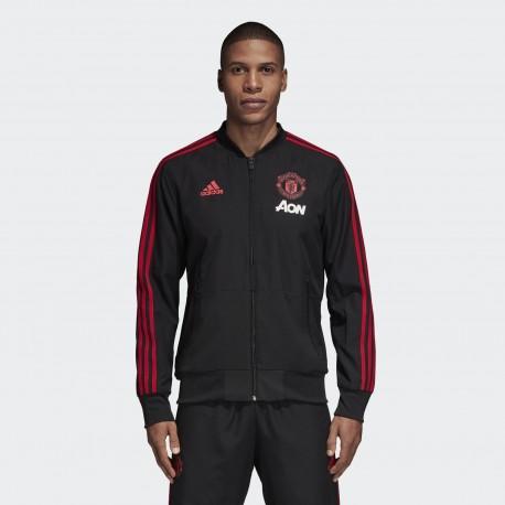 Олимпийка мужская adidas Манчестер Юнайтед  CW7628